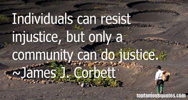 James J. Corbett Quotes