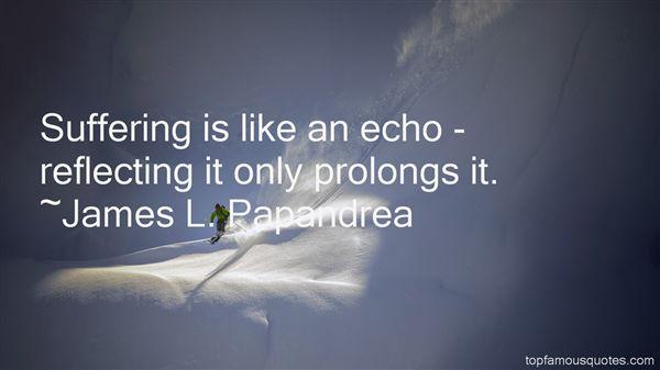 James L. Papandrea Quotes