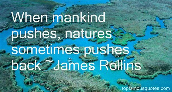 James Rollins Quotes