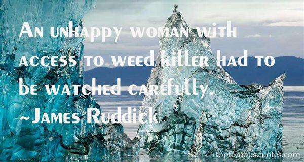 James Ruddick Quotes
