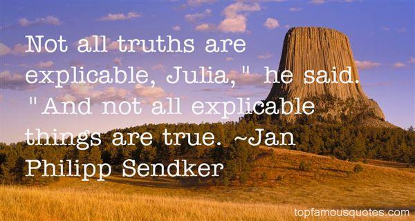 Jan Philipp Sendker Quotes