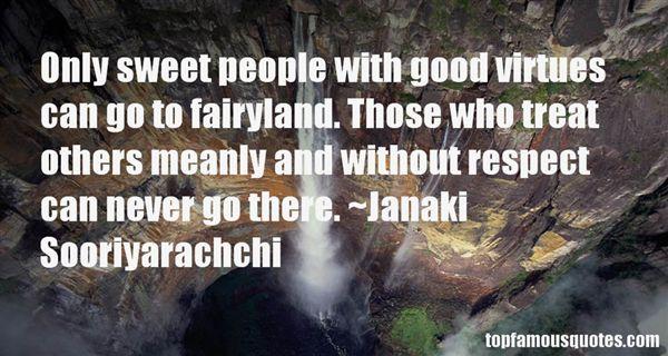 Janaki Sooriyarachchi Quotes