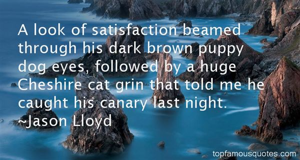 Jason Lloyd Quotes