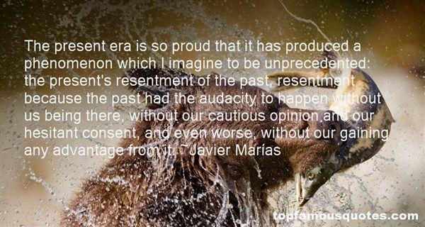 Javier Marías Quotes