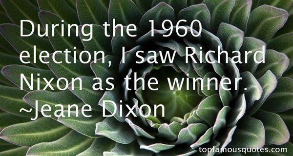 Jeane Dixon Quotes