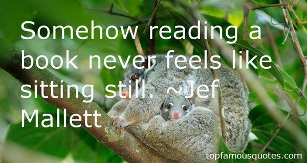 Jef Mallett Quotes