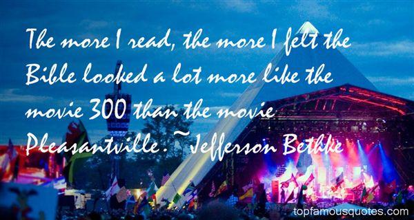 Jefferson Bethke Quotes