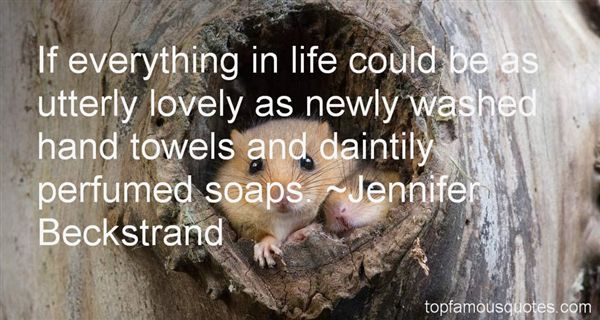 Jennifer Beckstrand Quotes
