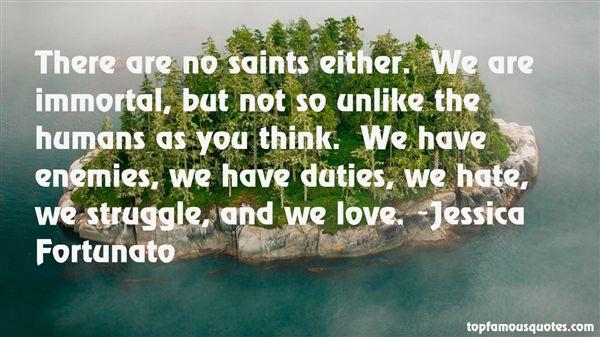 Jessica Fortunato Quotes