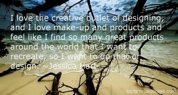Jessica Hart Quotes