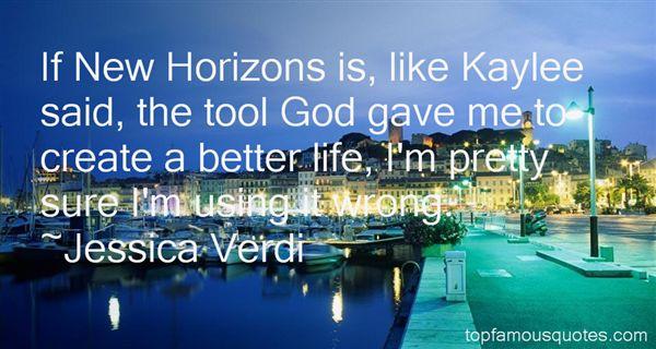 Jessica Verdi Quotes