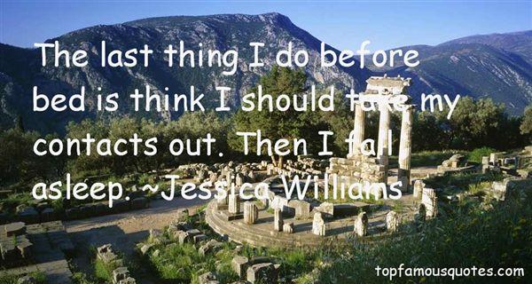 Jessica Williams Quotes