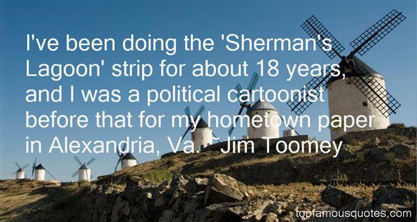 Jim Toomey Quotes