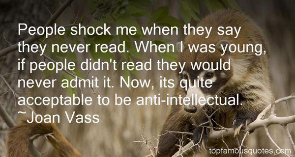 Joan Vass Quotes