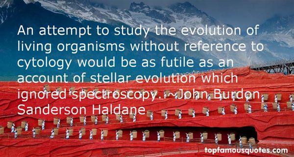 John Burdon Sanderson Haldane Quotes