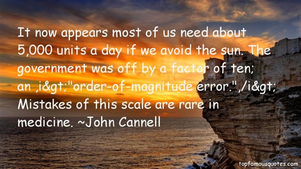 John Cannell Quotes