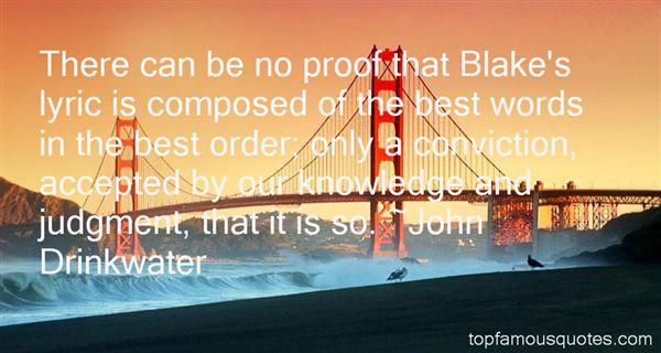 John Drinkwater Quotes