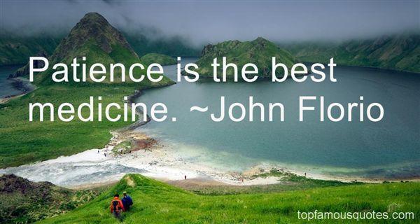 John Florio Quotes