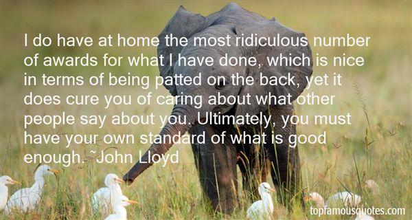 John Lloyd Quotes