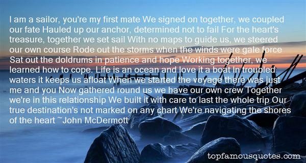 John McDermott Quotes
