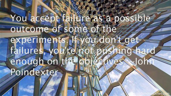John Poindexter Quotes
