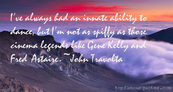 John Travolta Quotes