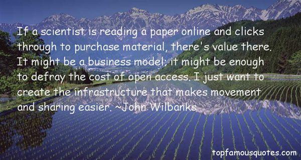 John Wilbanks Quotes