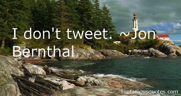 Jon Bernthal Quotes