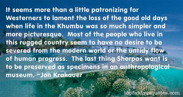 Jon Krakauer Quotes