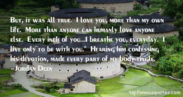Jordan Deen Quotes