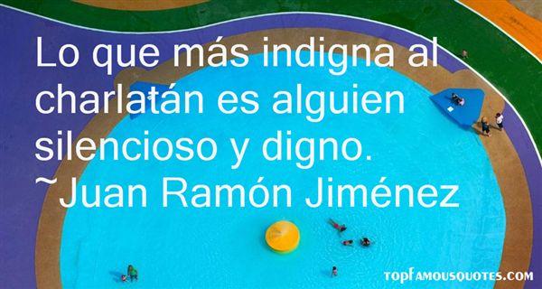 Juan Ramón Jiménez Quotes