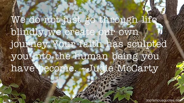 Judie McCarty Quotes