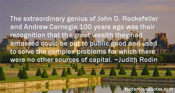 Judith Rodin Quotes