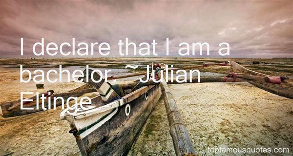 Julian Eltinge Quotes