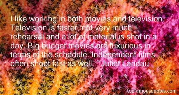 Juliet Landau Quotes
