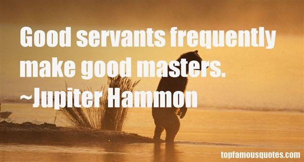 Jupiter Hammon Quotes