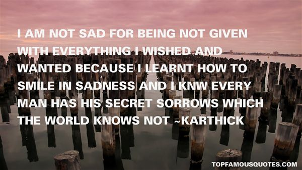 Karthick Quotes