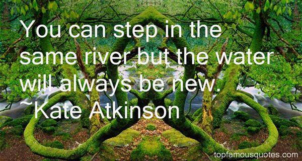 Kate Atkinson Quotes