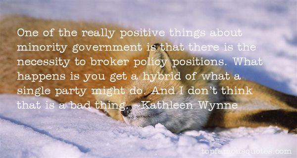 Kathleen Wynne Quotes