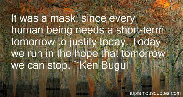 Ken Bugul Quotes