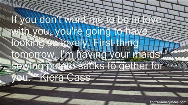 Kiera Cass Quotes