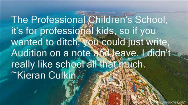 Kieran Culkin Quotes