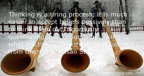 L. Susan Stebbing Quotes