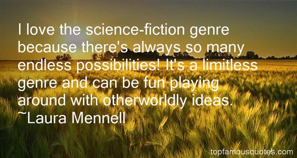 Laura Mennell Quotes