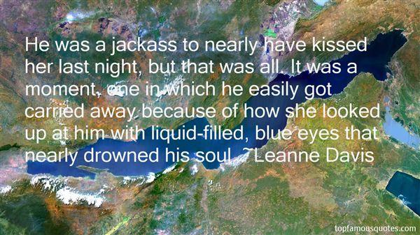Leanne Davis Quotes