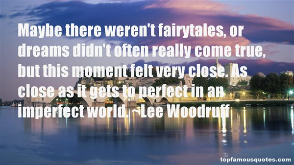 Lee Woodruff Quotes