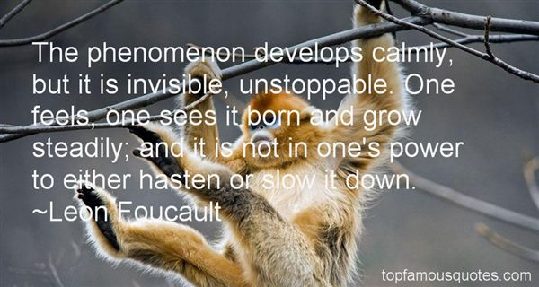 Leon Foucault Quotes