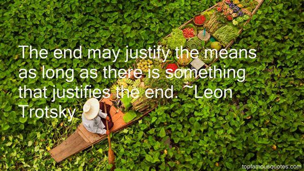 Leon Trotsky Quotes