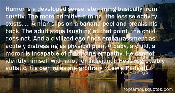 Lewis Padgett Quotes