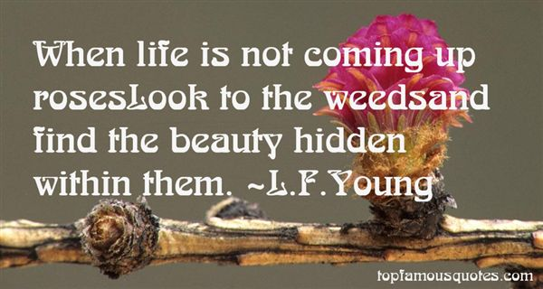 L.F.Young Quotes